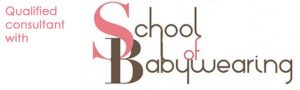 School of Babywearing logo